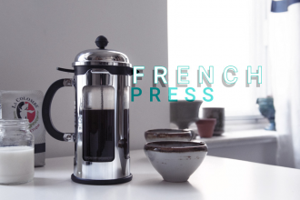 French Press Là Gì ? Hướng Dẫn Cách Pha Cà Phê Kiểu Pháp Với Bình French press !